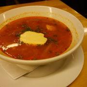 美味しいスープ専門店
