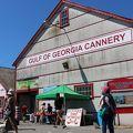 写真:ジョージア湾缶詰工場博物館