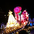 写真:ディズニー ペイント ザ ナイト パレード