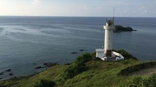 石垣島の最北端にある灯台!大海原の絶景景勝地!
