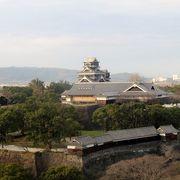 東竹の丸南部櫓群は無事のようです