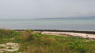 ヌヌシャーの浜