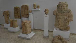 レメソス考古学博物館