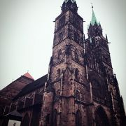 ニュルンベルク!といえば…な教会!!