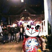 伊勢崎神社(初詣&ダルマおさめ)
