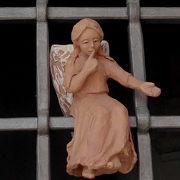 観光ナイズされたが,それでも行くべき 窓の天使がかわいい