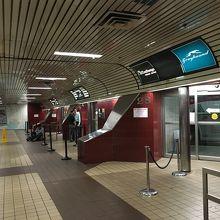 34丁目ペンステーション駅
