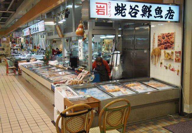富山駅前のCiCの地下