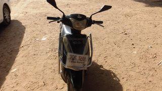 電動バイクでGO!?
