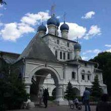 コローメンスコエ カザンの聖母教会
