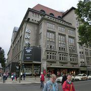 ベルリンを代表する百貨店