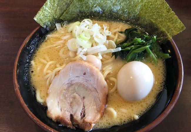 横濱家系ラーメン 幸家 神栖店