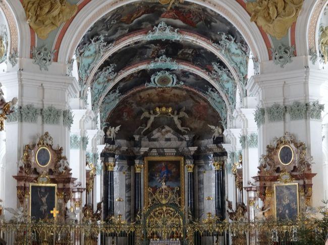 大聖堂(ザンクトガレン)
