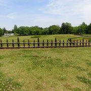 北条の城跡公園ですが城は全く残っていません