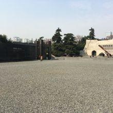 侵華日軍南京大虐殺遇難同胞紀念館