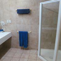 さらにシャワー室まであります。