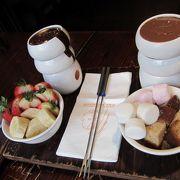 チョコレート好きにはたまらない!