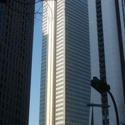 新宿野村ビルの50階