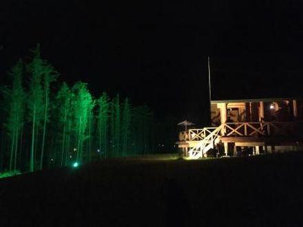 かなやま湖ログホテルラーチ 写真