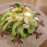 日本人が多いタイ料理店。「クンチェーナムパー」が安心して食べれる店