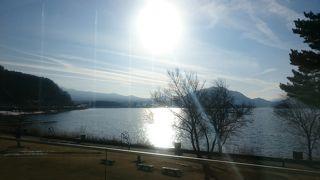 喫茶河口湖ビュー