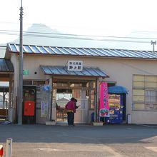 日本一のポットホール(甌穴)は何処にある?/野上駅