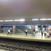 ここは地下鉄1号線