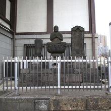 明暦の大火供養塔 (振袖火事)