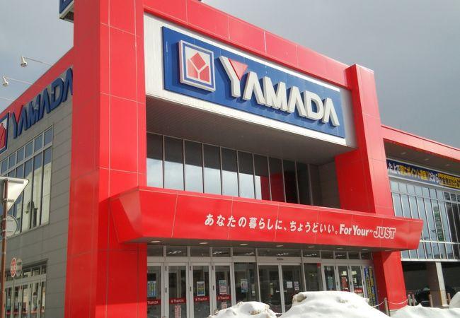 ヤマダ電機テックランド (室蘭店)