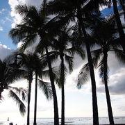ワイキキビーチの穴場ビーチ!