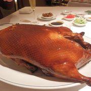 北京ダックとエビ料理を堪能! プチ香港セレブ気分だったで賞♪♪♪