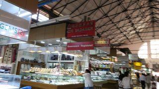 ヤンゴン最大のマーケット