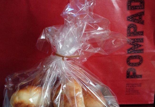 私のパンの定番