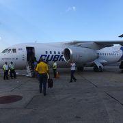 クバーナ航空