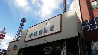 高崎中央銀座商店街