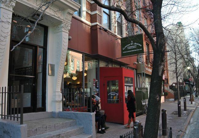 クリントンストリートベイキングカンパニー&レストラン