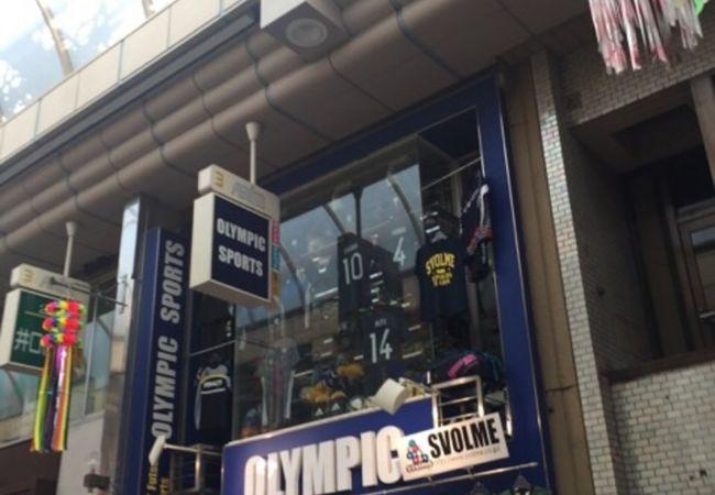 オリンピックスポーツ