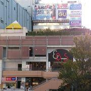 仙台駅前にある異色なショッピングビル