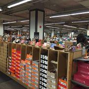 靴がたくさん!