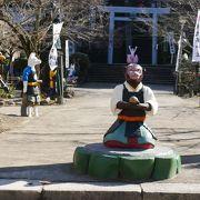 犬山にあるシュールなお寺