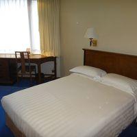 香港のリーズナブルなホテルでは意外に広い間取り