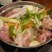 鶏料理とハッピーアワー