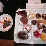 チョコレートスイーツフェア