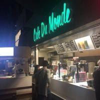 カフェ デュ モンド JR京都駅ビル店