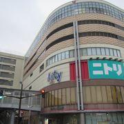 豊岡駅直結の商業ビル