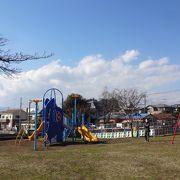 「東名海老名SA・上り線」すぐの公園