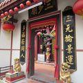 写真:Sanduo Temple