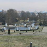 広大な世界遺産の宮殿と庭園