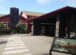 Volcano House 写真