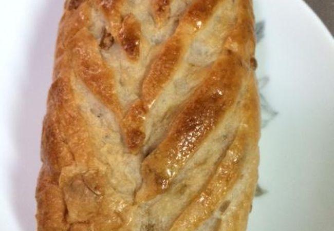 ナサンのパン